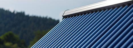Valence Romans veut redorer l'image de la chaleur solaire   Solaire thermique   Scoop.it