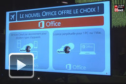99 Euros par an pour Office 365 : êtes-vous prêt à payer ?   Veille   Scoop.it