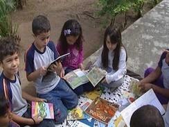 Projeto em escola incentiva leitura em família ...   Litteris   Scoop.it