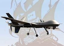 The #PirateBay prévoit d'être hébergé dans des drônes aériens ! #p2p #peertopeer | Geeks | Scoop.it