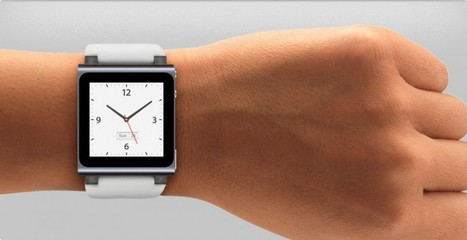 Apple Testing Induction, Solar, and Motion Charging for Curved ... | Electronics | Scoop.it