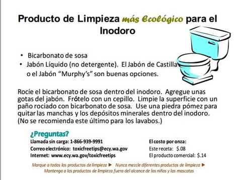 Más usos del vinagre. | Limpiador para baño y cocina ecológico. | Scoop.it