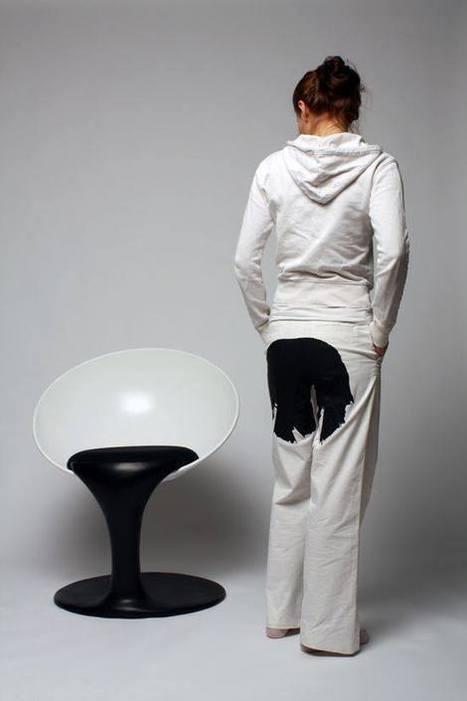 Un fauteuil vraiment déco pour les bricoleurs   Annonce immobilière Wadimo: vente   Scoop.it