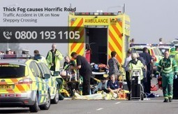 Severe Road Traffic Accident At Sheppey Crossing In Kent Hurt Dozens | Traffic Accident Claim UK | Scoop.it