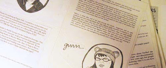 How to make a Zine | Writing and Journalling | Scoop.it