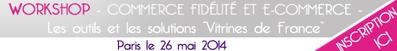 Workshop FNCV : commerce, fidélité et e-commerce | FNCV - Les Vitrines de France | Scoop.it