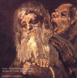Goya | The Black Paintings | Saturn | Music, Literature and Art | Scoop.it