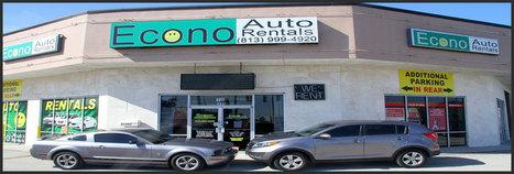 Tampa Rental Car | Car Rentals At Tampa | Scoop.it