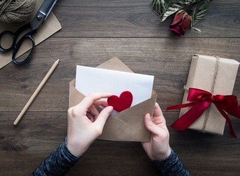 How to Make a Valentine's Day Stationery Using Word Document 2013 - #CardMaking | Interesting Things | Scoop.it