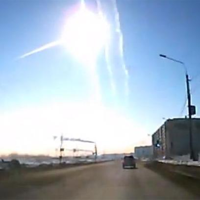 "Video: Meteorite Hits Russia, Injuring 500 People | L'impresa ""mobile"" 