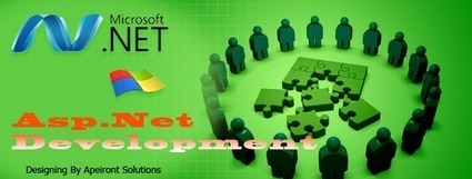 Give Your Website An Incisive Touch With Asp.Net Service   Apeiront   Scoop.it