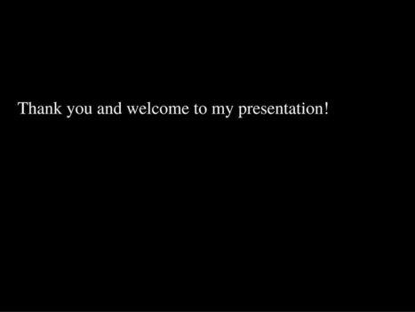 Presentation Design 101 | Blogging, creating, editing, presenting | Scoop.it