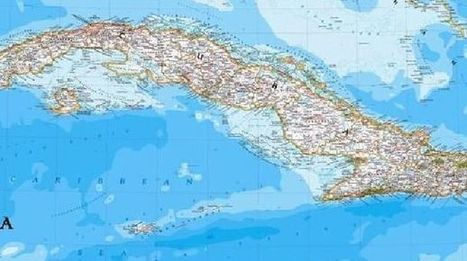Juan José Valdés: Mapping Cuba - National Geographic Education | STEM Connections | Scoop.it