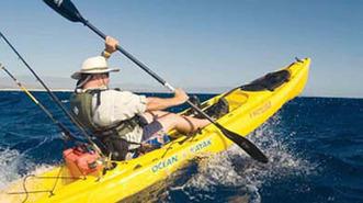 6 Tips On Surf Launching For Offshore Kayak Fishing : ACK – Kayaking, Camping, Outdoor Adventure Blog | AustinKayak | Scoop.it