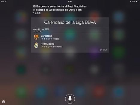 8 Interesantes y Útiles Funciones de Siri en iOS 8   Edu-Recursos 2.0   Scoop.it