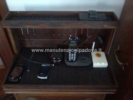 Mobile Station: un angolo per la ricarica dei dispositivi | BricoService - Manutenzioni residenziali | Scoop.it