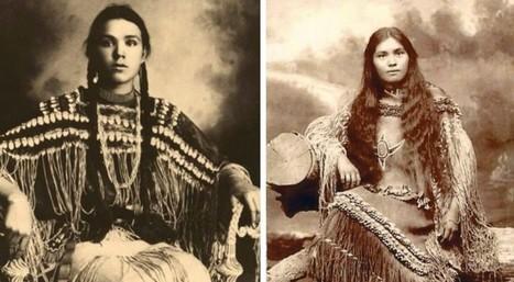 La Beauté Des Amérindiennes Photographiée à La Fin Du 19e Siècle Avant Le Génocide | Généalogie | Scoop.it