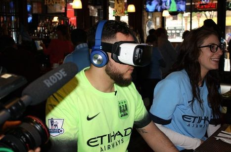 Innovating the beautiful game: how Man City is taking football from the terraces to the web | Trafford News | Scoop.it