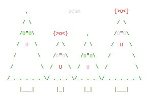 Karen's Siggies: Yah's Art 20 | ASCII Art | Scoop.it