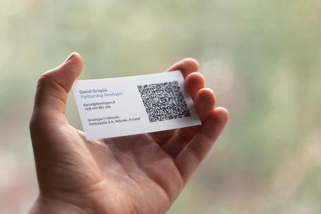QR-koodit ja kävijäseuranta | Netmonitor blogi | The use of QR codes | Scoop.it