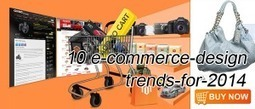 E-commerce Design Trends for 2014 | Ecommerce Website Development Services | Scoop.it