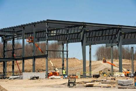 Outdoor construction on track for UPMC Lemieux Sports Complex in Cranberry - Tribune-Review | Sports Facility Management | Scoop.it
