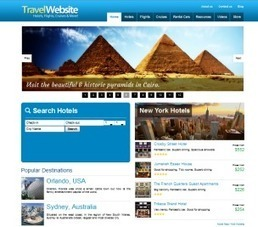 Invest in Travel Affiliate Business to Make Your First  Venture Successful | Start Your Own Travel Search Engine Site | Scoop.it