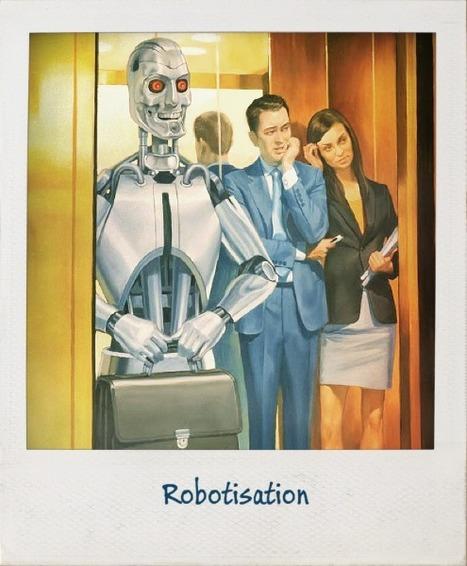Pourquoi les robots créeront des emplois | Une nouvelle civilisation de Robots | Scoop.it
