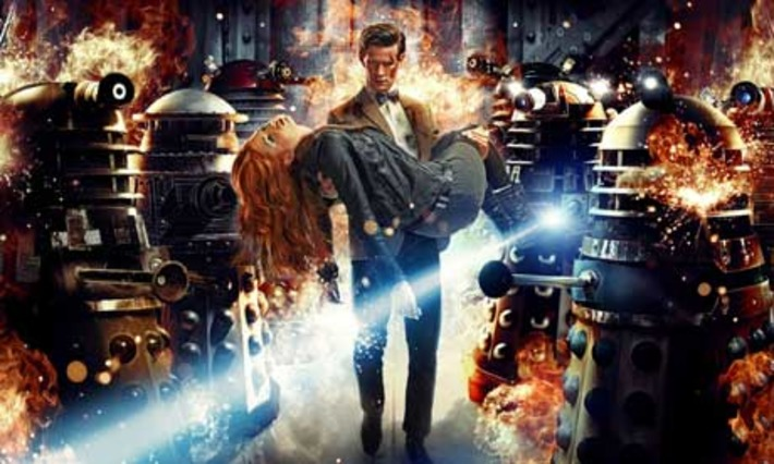 Doctor Who trailer gives a glimpse of new adventures in the Tardis | Machinimania | Scoop.it