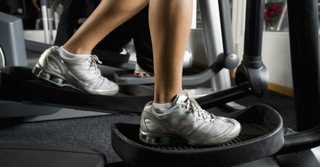 Walking vs. Elliptical Machine, Redux | Physical and Mental Health - Exercise, Fitness and Activity | Scoop.it