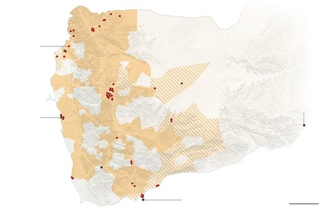 Mapping Chaos in Yemen | Géopolitique & Cartographie | Scoop.it