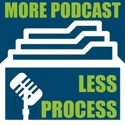 More Podcast, Less Process: The Video word made flesh - Jefferson Bailey & Joshua Ranger (Podcast) | The Information Professional | Scoop.it