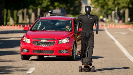 Baby Steps Toward Driverless Cars Deliver Huge Leaps in Safety | Criminal Defesne | Scoop.it