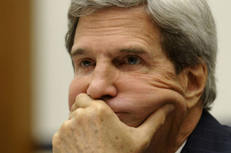 John Kerry Is a Terrible Secretary of State | The Nation | Crap You Should Read | Scoop.it