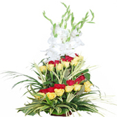 Send Flowers to Greater Noida - Flowers delivery Greater Noida | Online flowers, gifts, chocolates, and cakes delivery by flowreshop18.in | Scoop.it
