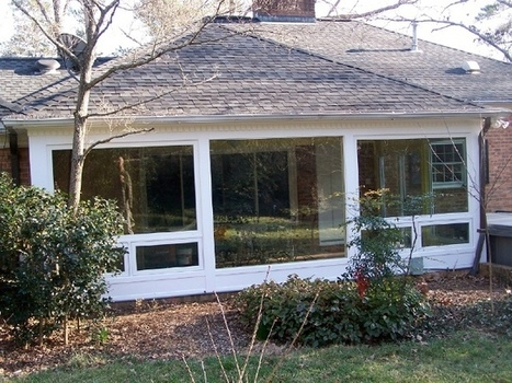 Enjoying the Outdoors without the Harmful Elements | Four-Season Sunrooms: A Room for All Seasons | Scoop.it