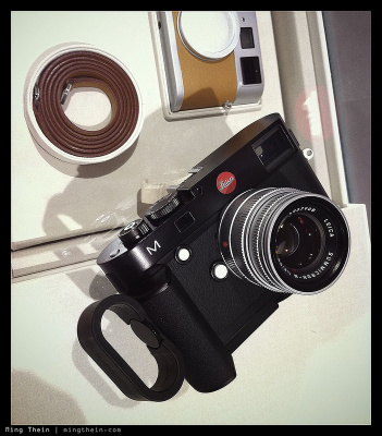 Quick hands-on: The 2012 Leica M (Typ 240) | Sculpting in light | Scoop.it