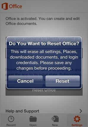 Office Mobile for iPhone Help | The Administration Collection | Scoop.it
