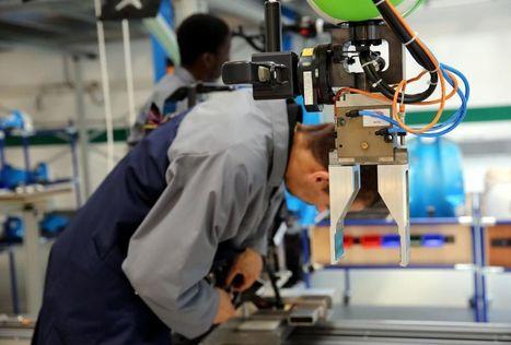 VIDEO. Comment fonctionne l'usine du futur ? | Sous-traitance industrielle | Scoop.it