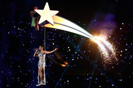 Katy Perry's Halftime Show the Most-Watched in Super Bowl History   interlinc   Scoop.it