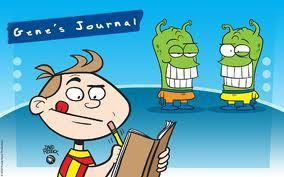 Gene's Journal® to become an animated kids' comedy series | Transmedia: Storytelling for the Digital Age | Scoop.it