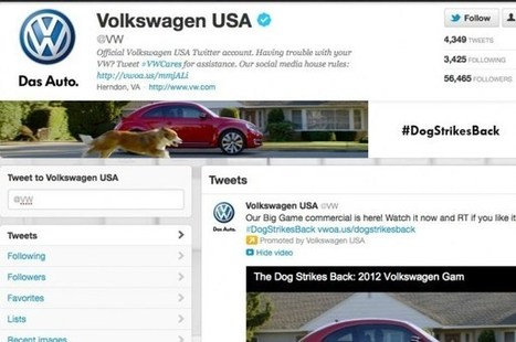 Twitter begins larger rollout of enhanced brand pages | Social Media Italy | Scoop.it