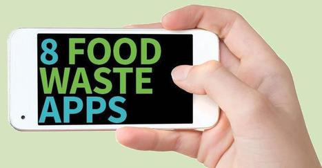 8 Apps for Tackling Food Waste | CIHEAM Press Review | Scoop.it