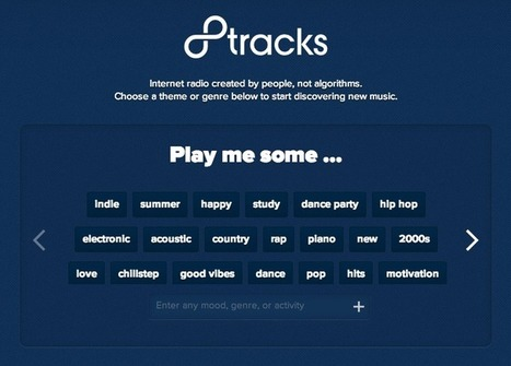 Google Reportedly Tried to Buy 8tracks | Music Industry News | Scoop.it