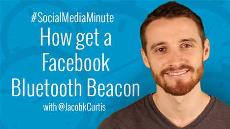 How to Get a Facebook Beacon for Your Local Business - | Social Media Tutorials | Scoop.it