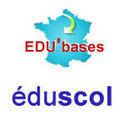 Scénarios ÉDU'bases produits dans le cadre du TraAM EMI | Education & Numérique | Scoop.it