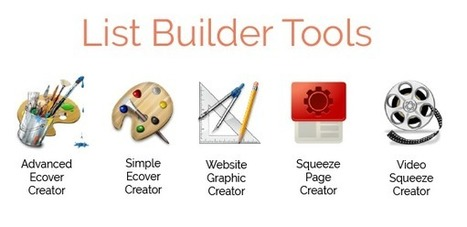 List Builder Tools per creare GRATIS la cover del tuo Ebook | desktop publishing | Scoop.it