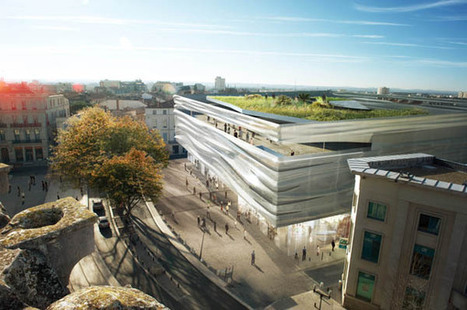 Museum's Green Roof Unites New, Ancient Themes - EarthTechling | Vertical Farm - Food Factory | Scoop.it