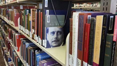 H.G. Wells dans le domaine public : l'imagination au service de la littérature | questionVeille du Service des Ressources et de l'Innovation | Scoop.it