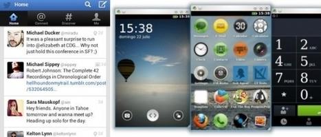 Twitter prepara aplicación para Firefox OS - Diario Cambio   Twitter prepara aplicación para Firefox OS   Scoop.it
